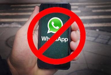 WhatsApp, Brezilya'da 72 saat engellendi!