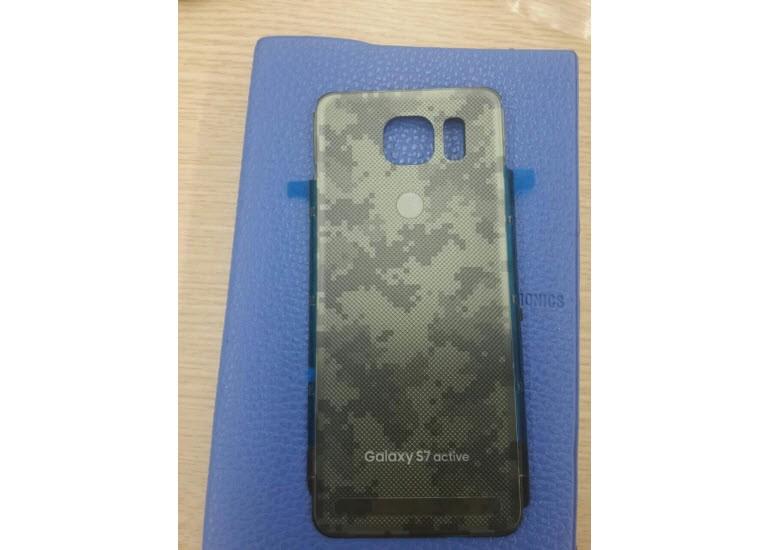 Galaxy S7 Active sızdı!