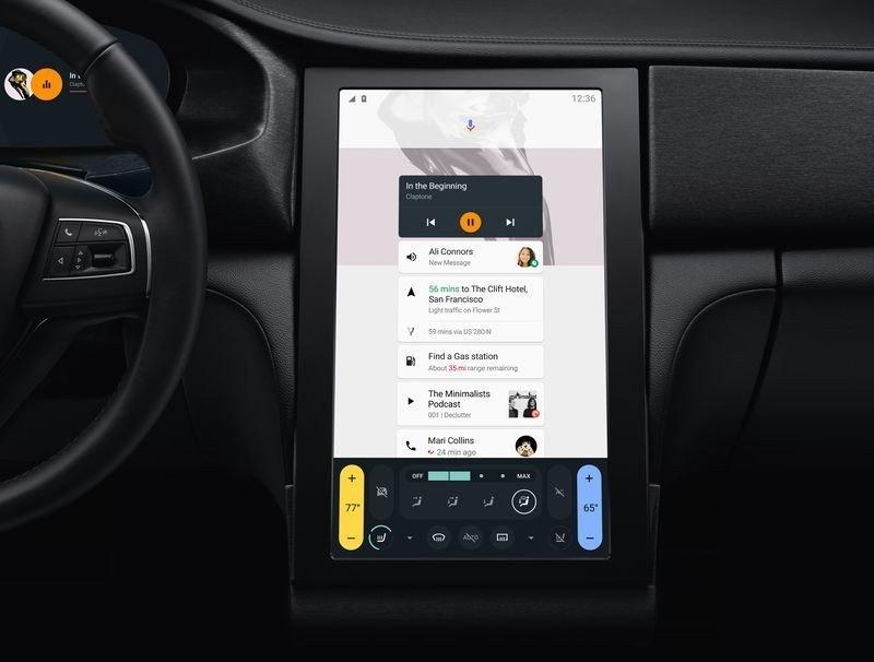 Maserati'ye Android dokunuşu!