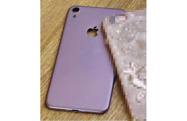 iPhone 7'den sıra dışı sızıntı