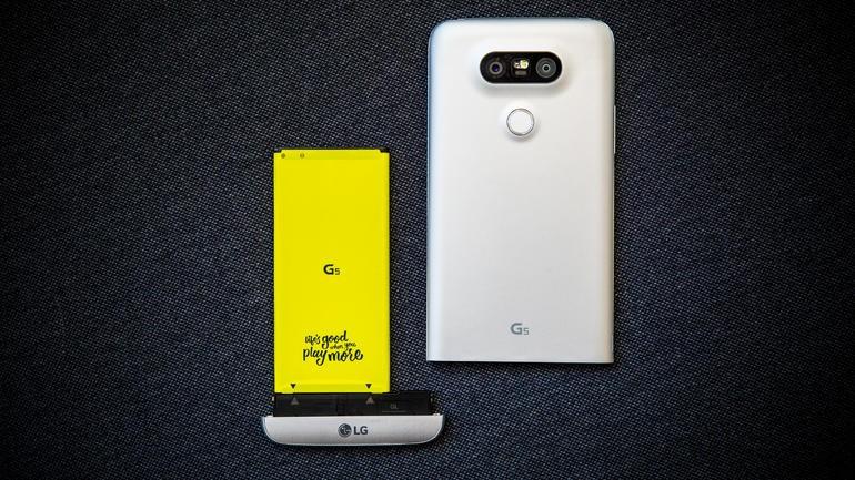 5. LG G5
