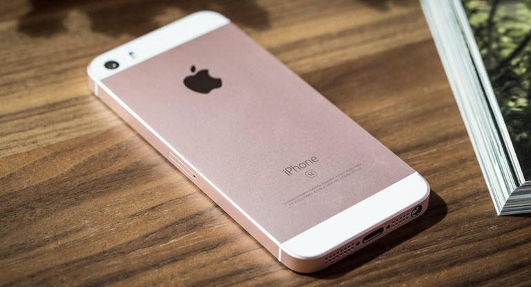 10. iPhone SE