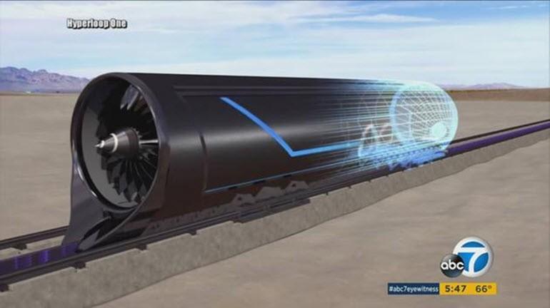 3. Hyperloop One