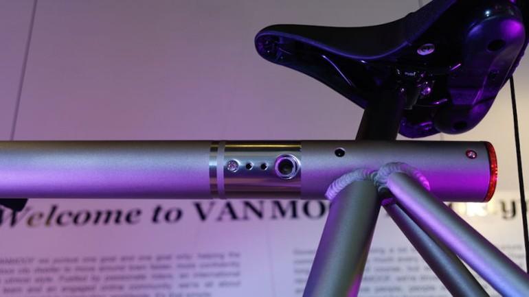 VanMoof'dan çalınamayan akıllı bisiklet!