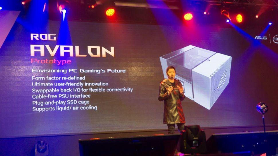 Asus'tan Modüler PC ve yeni Transformer 3'ler