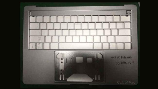 Yeni MacBook Pro'dan yeni sızıntı!