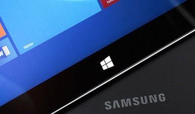 Samsung'dan Windows 10 özrü!