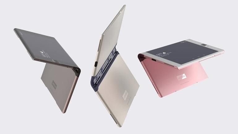 Lenovo'dan bileğinize sarılan esnek ekran!