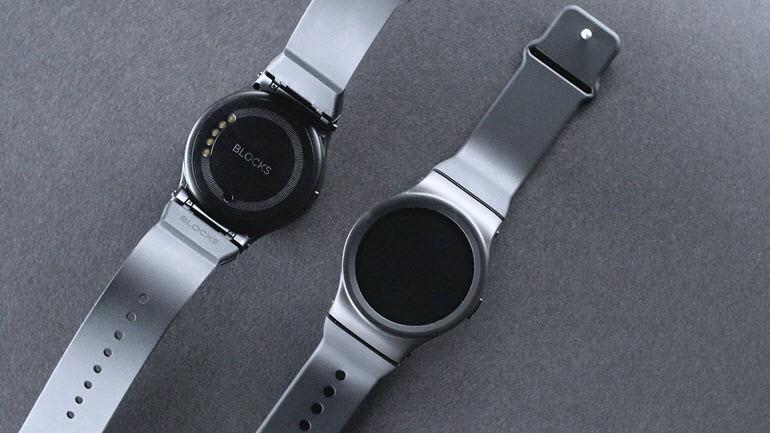 Modüler akıllı saat Blocks neredeyse hazır!