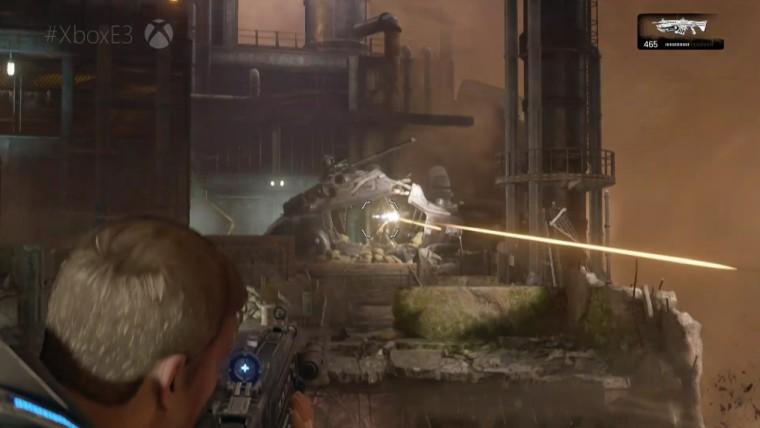Gears of War 4 sürprizlerle dolu!