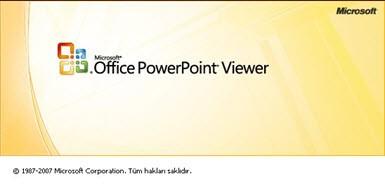 PowerPoint dosyalarını ücretsiz açın!