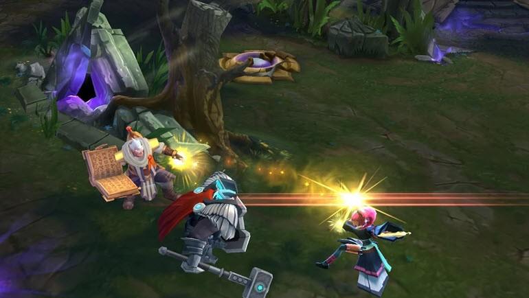 En iyi Android oyunları: Call of Champions
