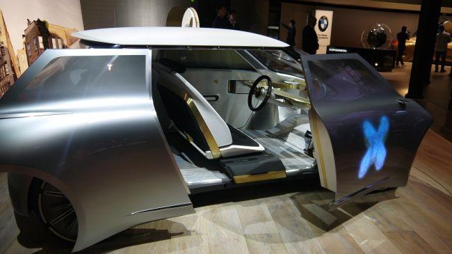 Mini'nin geleceğe ait otomobili!
