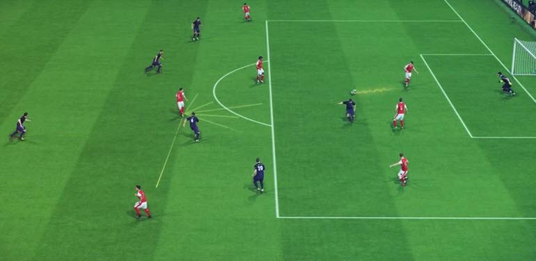 Pro Evolution Soccer'da neler var?