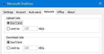 OneDrive'ı kısıtlayın, diğer uygulamaları izleyin