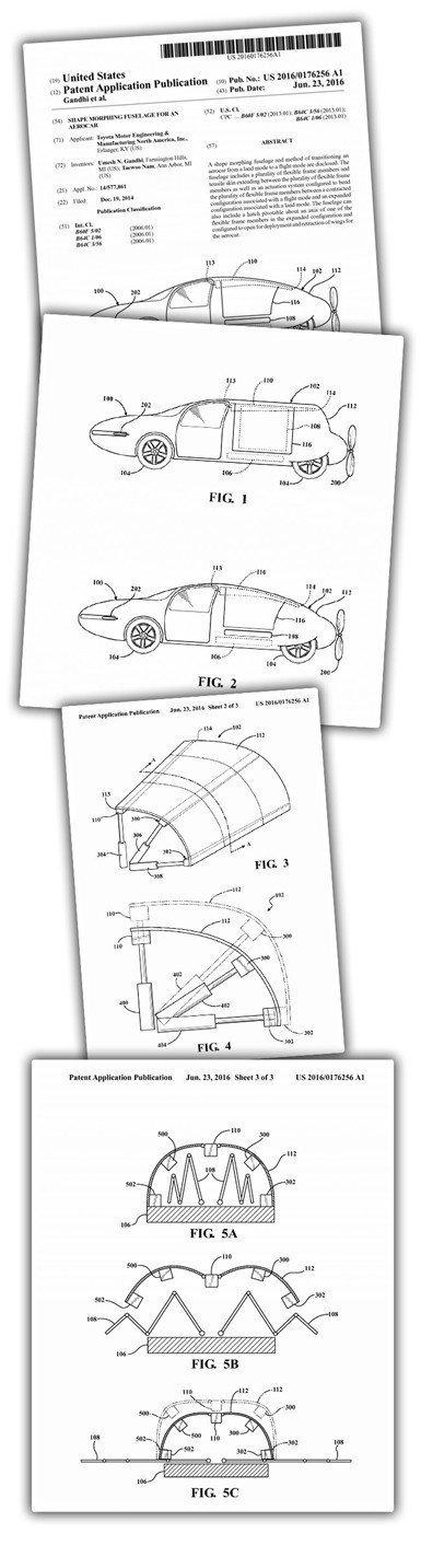 Toyota, uçan arabaları gerçek yapacak!