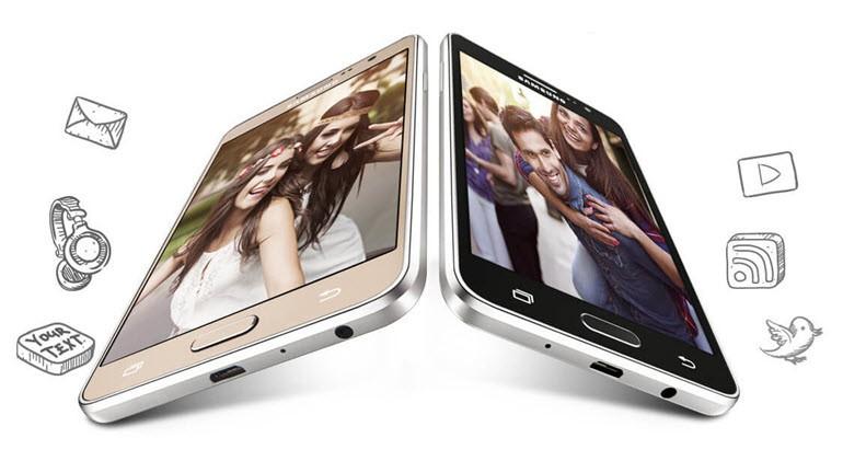 Samsung'tan yeni On5 Pro ve On7 Pro!