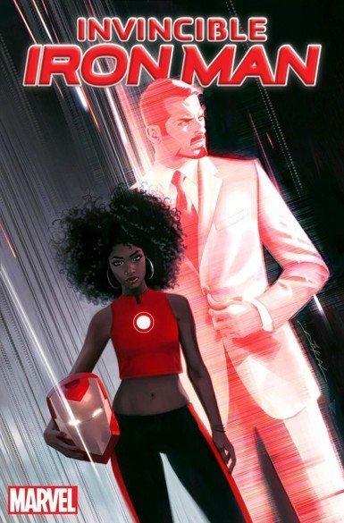 Iron Man'de değişimin başlangıcı...