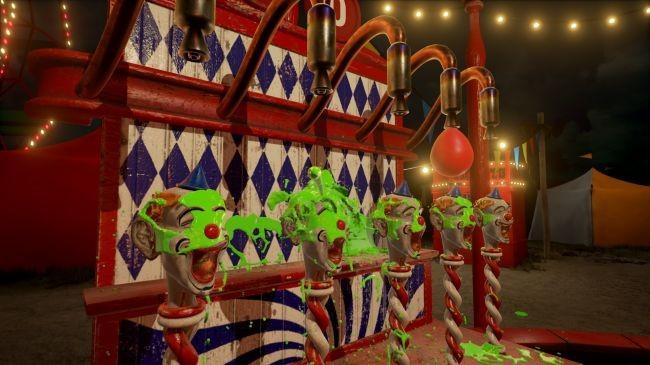 Nvidia'dan karnaval gibi bir VR oyunu: VR Funhouse