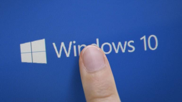 Windows 10'un gizli özelliklerini açın!