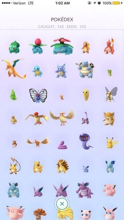 ABD'deki bütün pokemon'lar yakalandı!