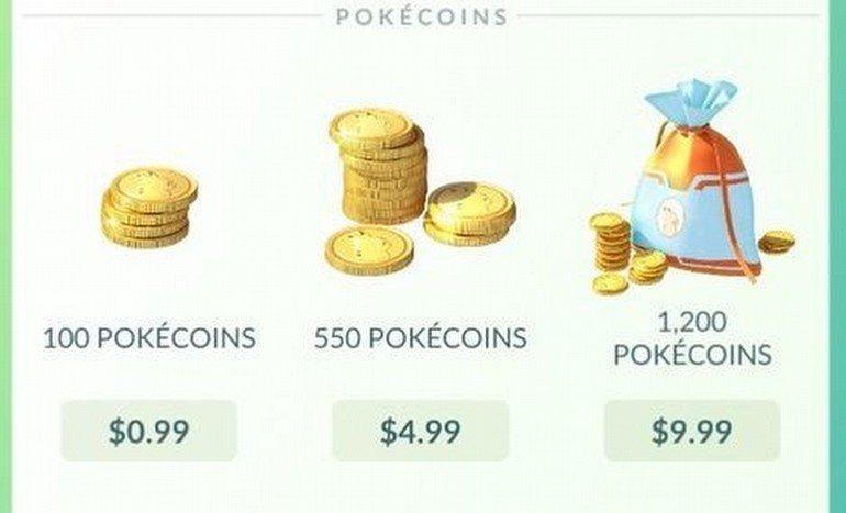Pokemon Go'da Shop Nedir?