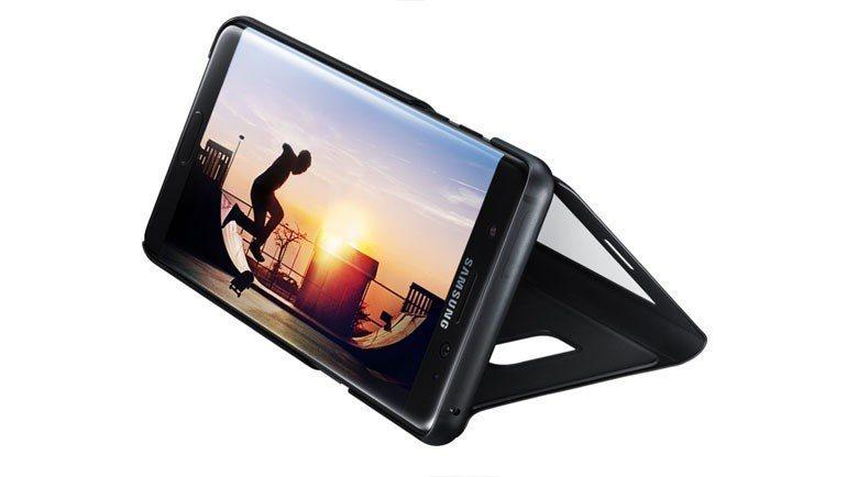 Samsung'dan Galaxy Note 7'ye özel aksesuarlar