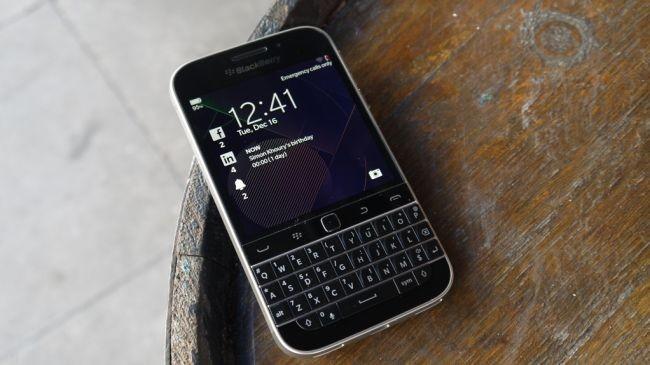 BlackBerry 10 ve diğerleri