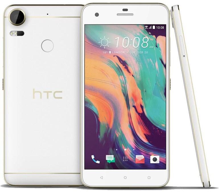 HTC Desire 10 Pro tamamen sızdı!