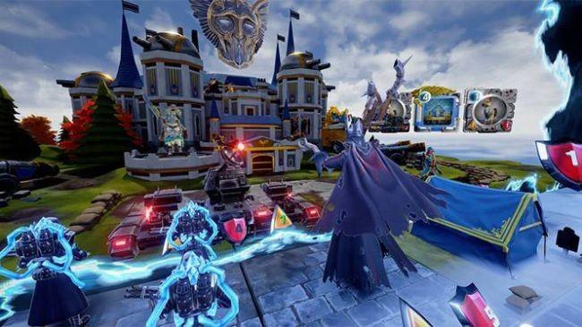 Dragon Front ve dört VR oyunu daha!