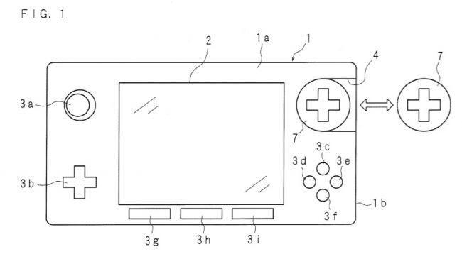 Nintendo'dan, NX kontrolör konsepti için yeni patent!