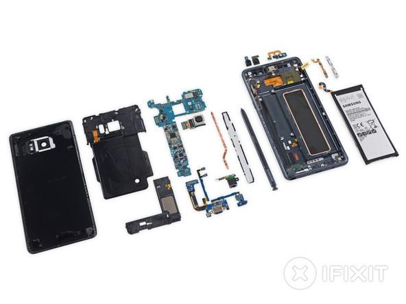 Galaxy Note 7'ye 10 üzerinden 4!