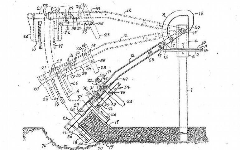 1935 yılında alınan ilginç patent!