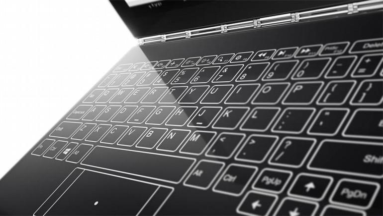 Lenovo'nun IFA 2016 bombası: Yoga Book!