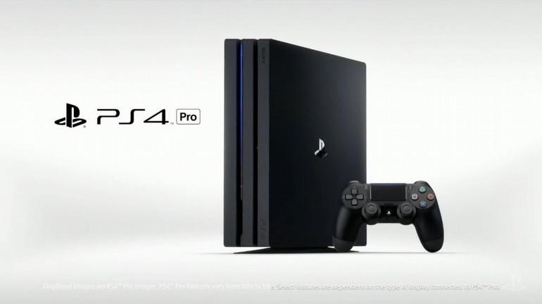 ...Ve PlayStation 4 Pro!