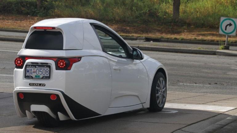 Ucuz elektrikli araç: Solo geliyor!