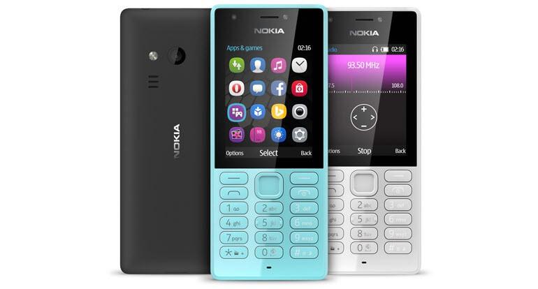 Microsoft'tan yeni Nokia telefon!