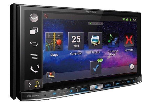 Android Auto aksesuarları