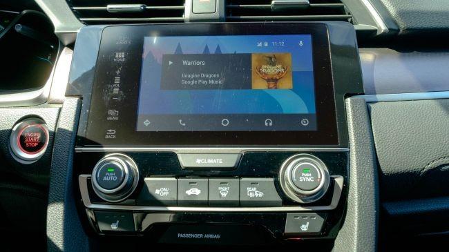 Android Auto nasıl görünüyor?