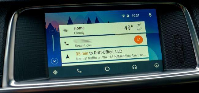 Hangi Android Auto uygulamaları hazır?