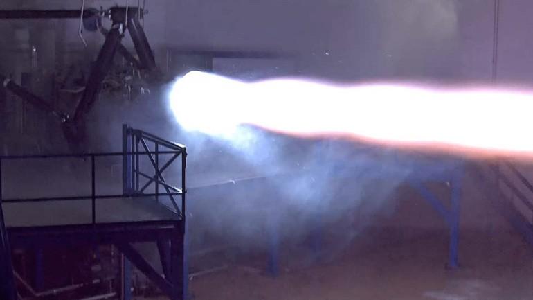 SpaceX, Mars motorunun ilk testlerini tamamladı...