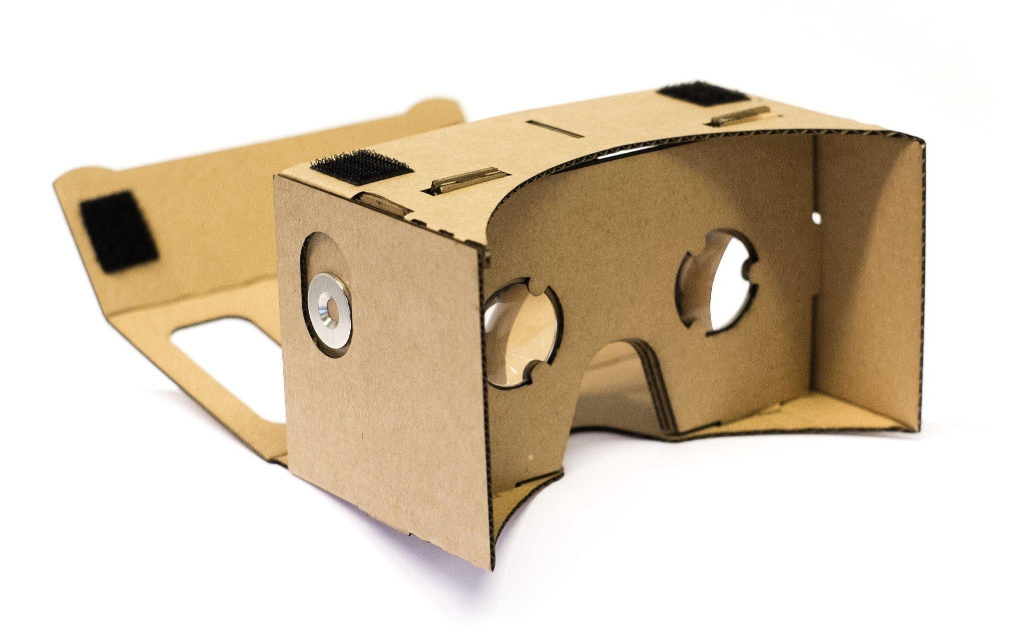 Как сделать линзы для очков виртуальной реальности в домашних условиях