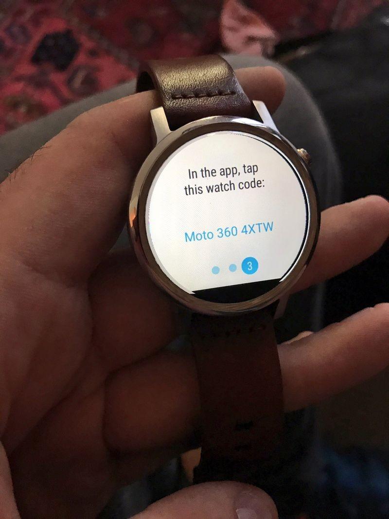 Android Wear'lı saatler iPhone 7 ile çalışmıyor!