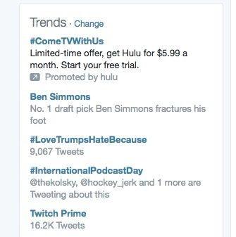 Twitter'dan trend'lere sihirli dokunuş!