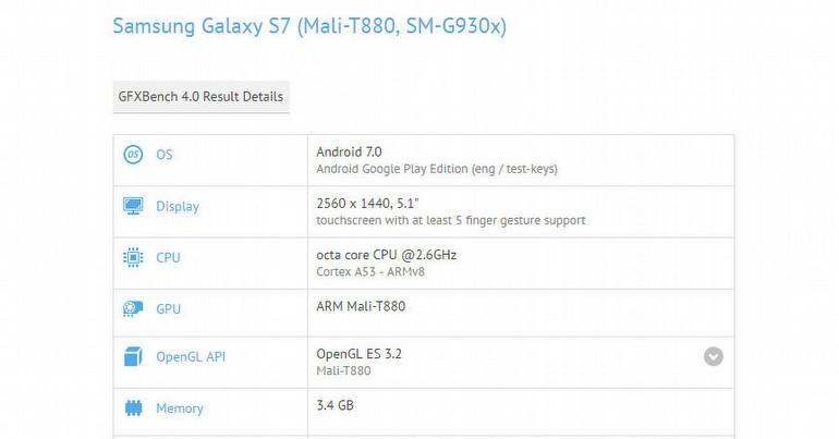 Galaxy S7'de Android 7.0 hazırlığı!
