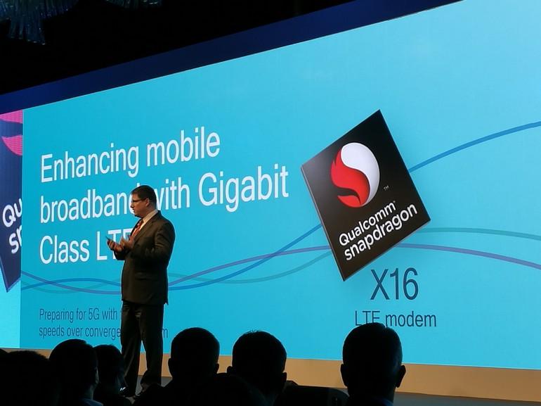 İlk Gigabit Sınıf LTE mobil cihazlar artık hazır!