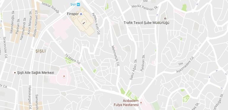 Haritalar (Google Maps) İle Konum Göndermek