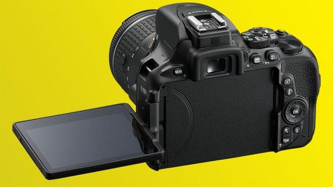 """Nikon'dan """"Her Zaman Bağlı"""" Yeni Bir DSLR!"""