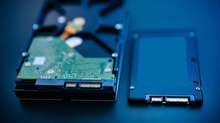 SSD ile HDD Arasındaki Farklar