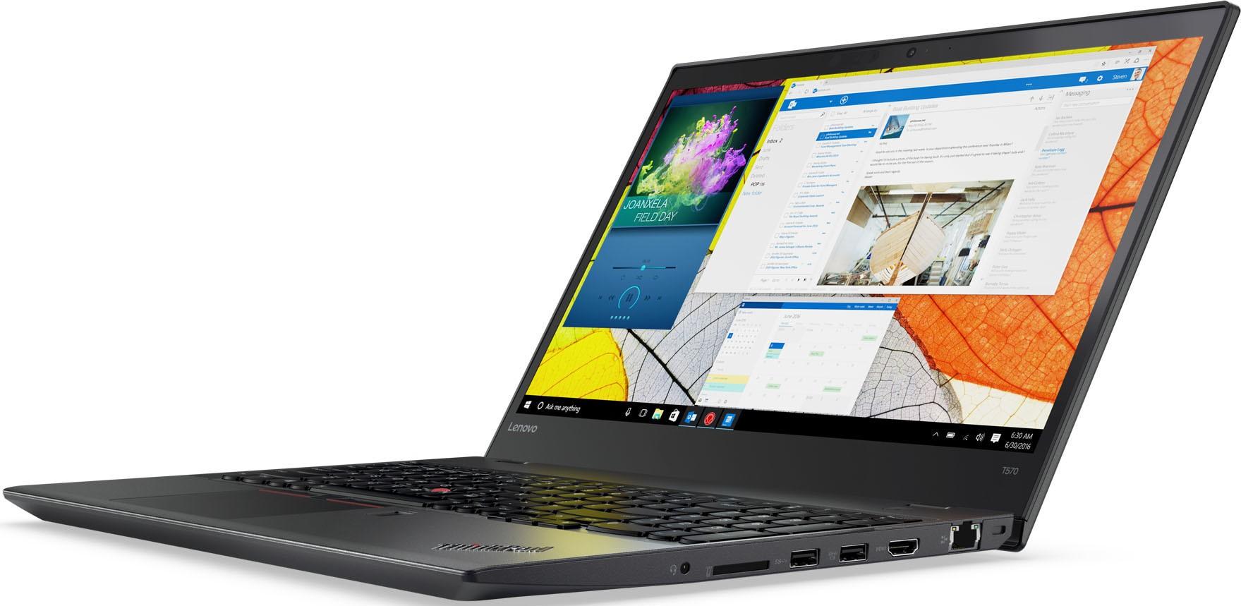 Lenovo'dan 9 Yeni Windows 10 Dizüstü PC!
